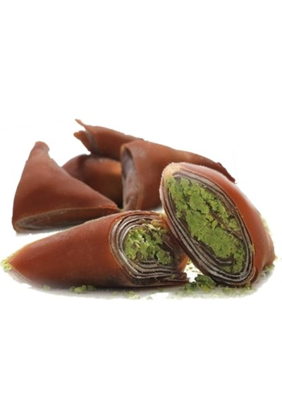 Çerez Tabağı Pekmezli Antep Fıstıklı Muska 250 gr