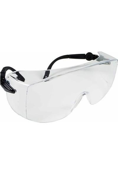 Schmerler Gözlük Üzerine Giyilebilen Koruyucu İş Gözlüğü