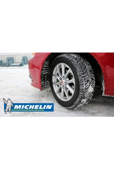Michelin 195/60 R15 92V XL CrossClimate+ Oto Lastik (Üretim Yılı: 2020)