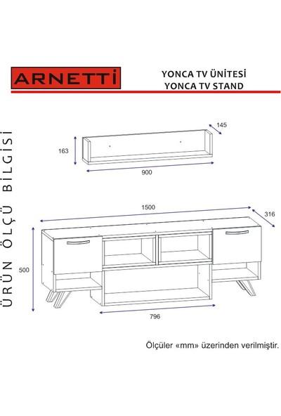 Arnetti Yonca Tv Ünitesi