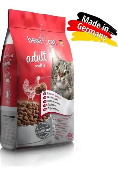 Bewi Cat Tavuklu Kısır Kedi Maması 5