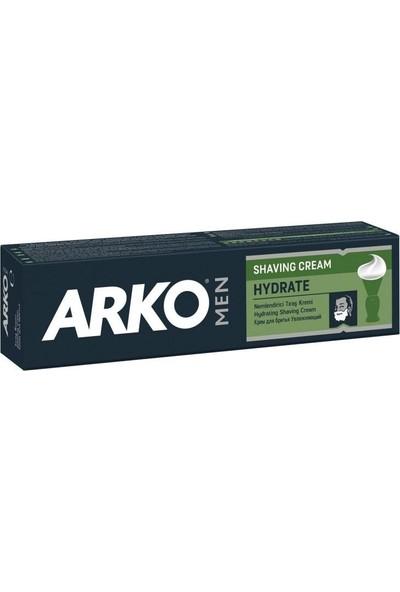 Arko Tıraş Kremi Hydrate 100gr