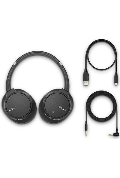 Sony WH-CH700N Siyah Kulaküstü Kulaklık