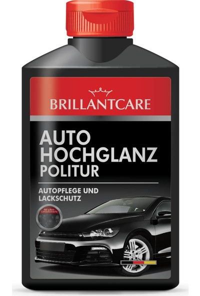 BrillantCare Hochlanz Politur Silikon'lu Cila 423777
