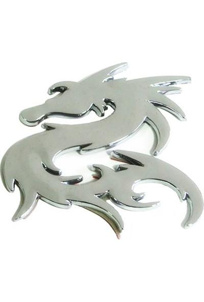 ModaCar Dragon Nikelaj Amblem 423618