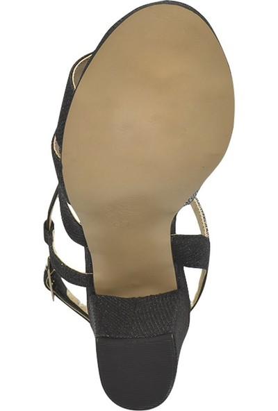 Butigo 18S-153 Siyah Kadın Ayakkabı