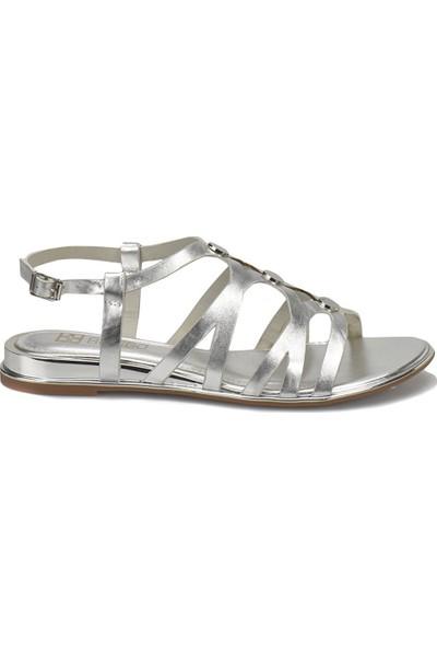 Butigo 18S-2A96348-3 Antrasit Kadın Ayakkabı