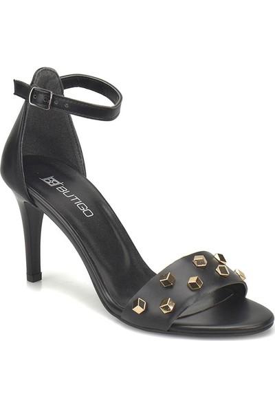 Butigo 18S-525 Siyah Kadın Ayakkabı