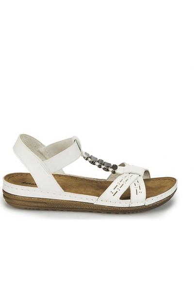 Polaris 81.158549.Z Beyaz Kadın Basic Comfort
