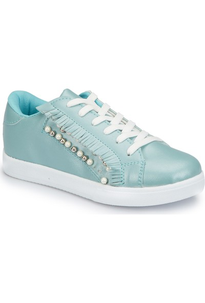 Polaris 81.510058.F Turkuaz Kız Çocuk Sneaker