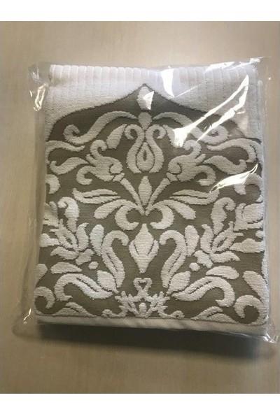 Dost Tekstil %100 Pamuklu DAMASK Havlular