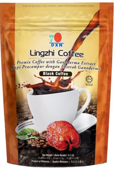 Dxn Lingzhi Black Coffee Ganodermalı Siyah Kahve