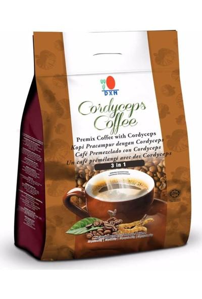 Dxn Cordyceps 3 In 1 Tırtıl Mantarlı Kahve