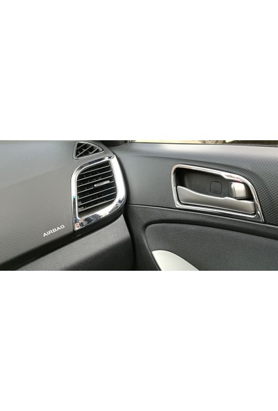 Next Oto Hyundai Accent Blue İç Kapı Açma Kromu 4 Parça