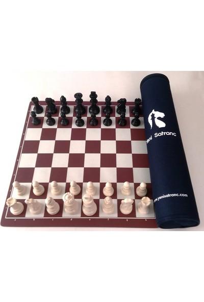Yeni Satranç 94mm (Şah Boyu) Turnuva Takımı