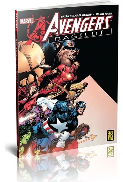 Avengers Dağıldı - Karmaşa - Brian Michael Bendis