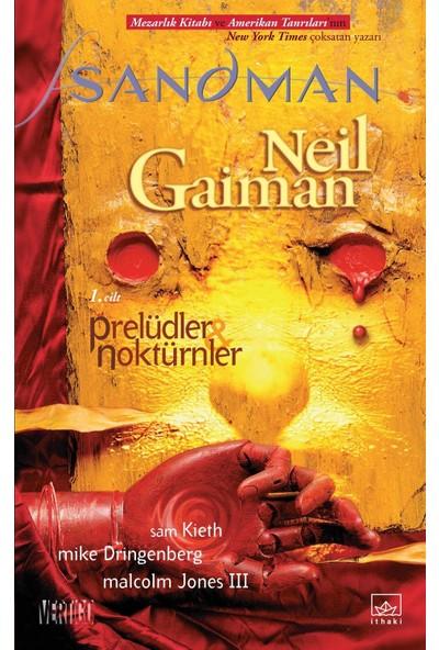 Sandman 1: Prelüdler & Noktürnler - Neil Gaiman