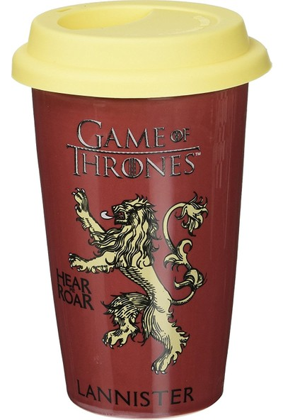 Pyramid International Game Of Thrones House Lannister Seyahat Kupası