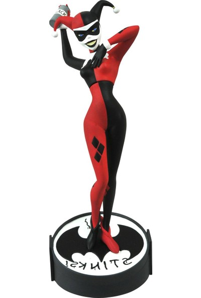 Dc Collectibles Gallery Batman The Animated Series Harley Quinn Figur