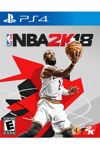 NBA 2K18 PS4 Oyun