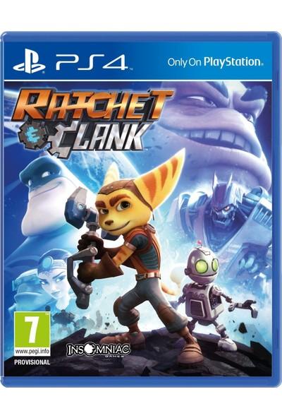 Ratchet & Clank PS4 Oyun - (Türkçe Dublaj)
