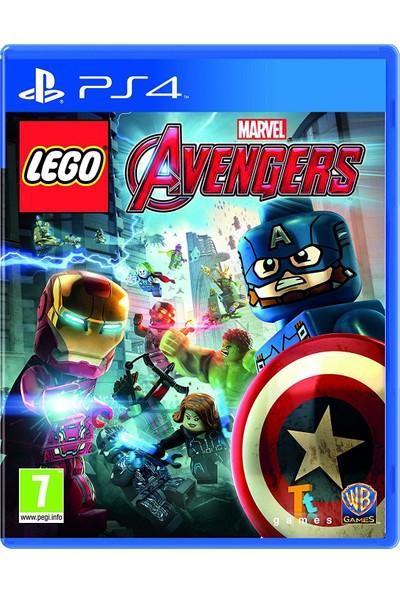 Lego Marvel Avengers PS4 Oyun
