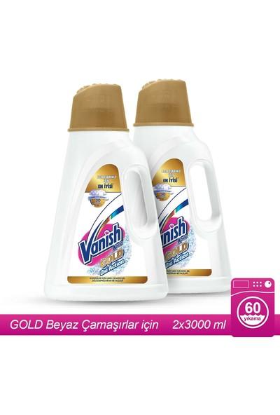 Vanish Kosla Oxi Action Beyaz Gold 3000 ml x 2 Adet