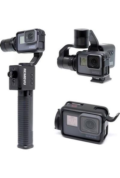 Removu S1-3 Eksenli Aksiyon Kamera Sarsıntı Önleyici