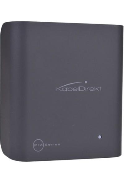 KabelDirekt PRO Serisi 5 Portlu USB 2.0 Akıllı Hızlı Şarj Aleti 8A 40W