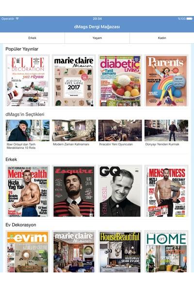 dMags Dergi Mağazası Erişim Aboneliği