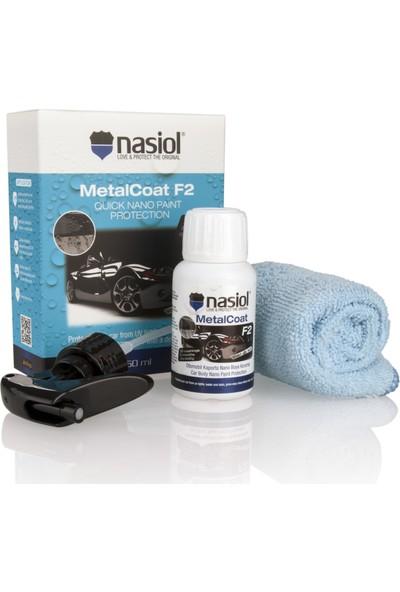 Nasiol MetalCoat F2 Hızlı Nano Boya Koruma