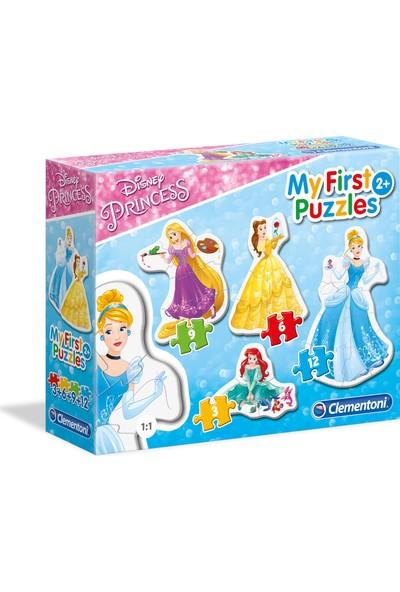 Clementoni İlk Puzzle Koleksiyonum Princess