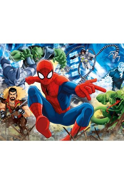 Clementoni 100 Parça Puzzle Spiderman S.C.