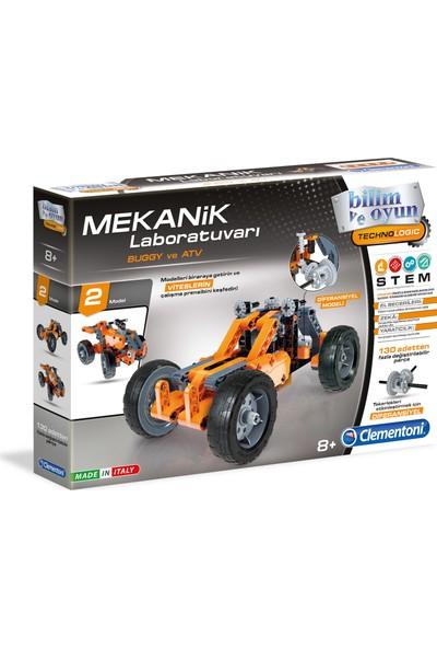 Mekanik Laboratuvarı - Buggy & ATV