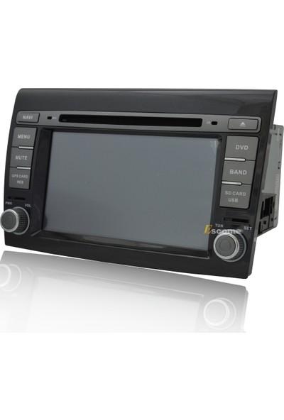 Fiat Bravo Android 8*4 Gb Ram Navigasyon Multimedya Tv Usb Oem