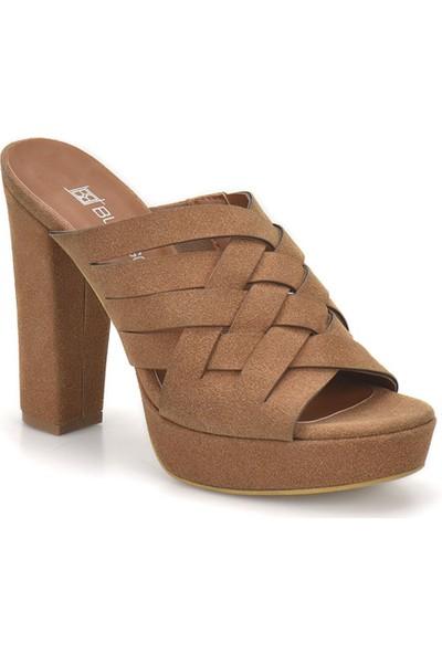 Butigo 18S-054 Taba Kadın Ayakkabı