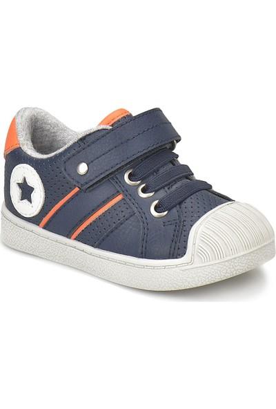 Yellow Kids 382220 Lacivert Erkek Çocuk Sneaker Ayakkabı
