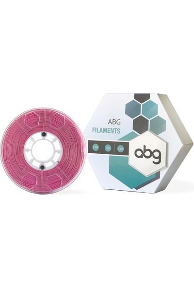ABG Filament 1,75 mm Pembe PLA