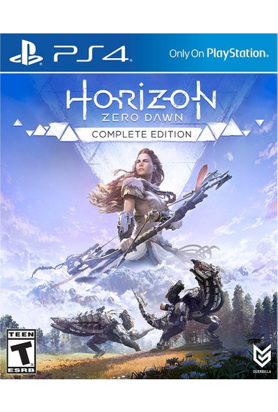 Sony Horizon Zero Dawn Complete Edition PS4 Oyun