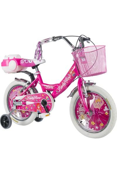 Lady Rose Kutulu 16 Jant 4 - 9 Yaş Arası Kız Çocuk Bisikleti