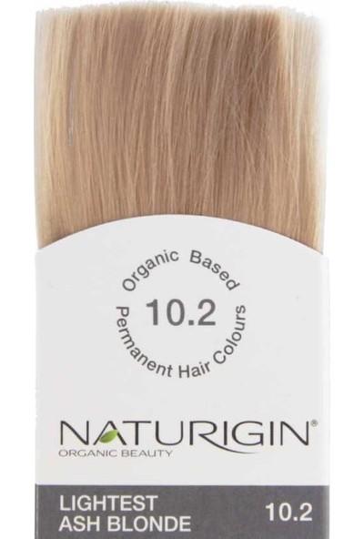 Naturigin Organik İçerikli Saç Boyası 10.2 Çok Açık Kül Sarısı