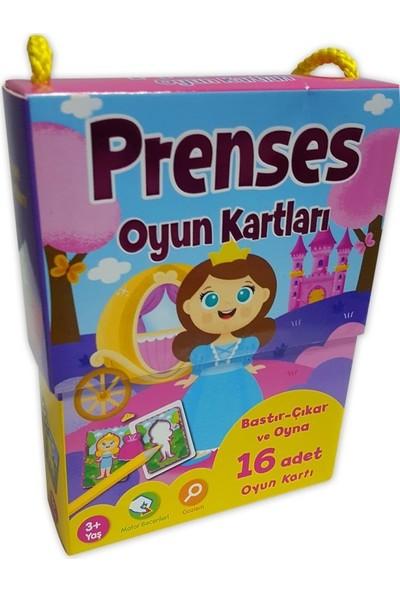 Oyun Kartları:Prenses