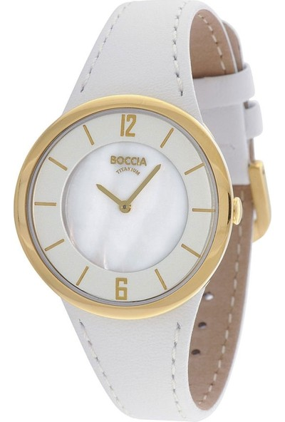 Boccia Titanium 3161-14 Kadın Kol Saati