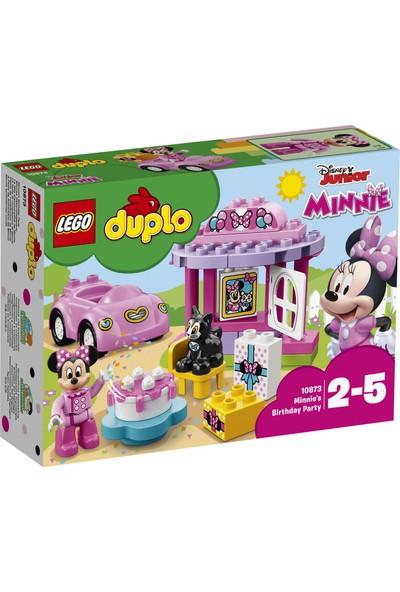 LEGO DUPLO 10873 Minnie'nin Doğum Günü Partisi