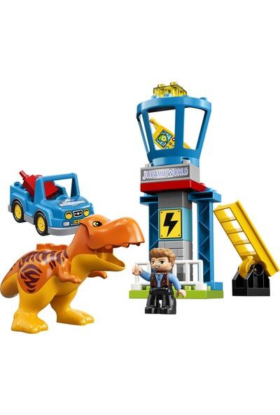LEGO DUPLO 10880 T-Rex Kulesi