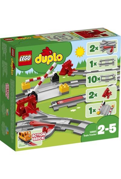 LEGO DUPLO 10882 Tren Rayları