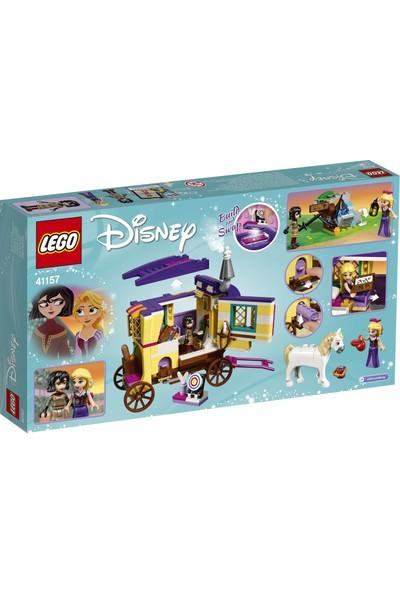 LEGO Disney Princess 41157 Rapunzel'in Seyahat Karavanı