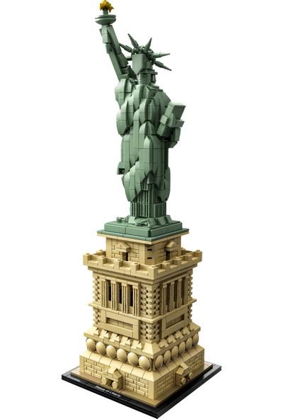 LEGO Architecture 21042 Özgürlük Heykeli