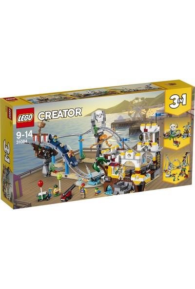 LEGO Creator 31084 Korsan Hız Treni