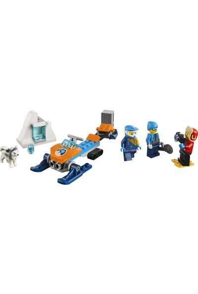 LEGO City 60191 Kutup Keşif Ekibi